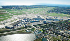 Copenhagen International Airport - long term collaboration. Since 1992, Ramboll has served as in-house consultant for all the airport's maintenance, refurbishment and expansion needs.